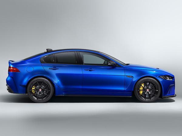 Jaguar Unveils XE SV Project 8 'Grand Tourer' With 592-HP