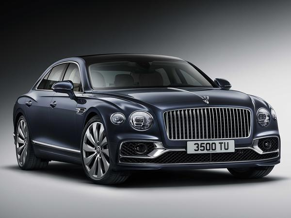 Bentley Flying Spur Unveiled As World's Best