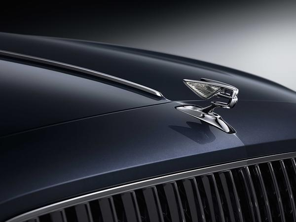 Bentley's bold new Flying Spur has been redesigned from the ground up
