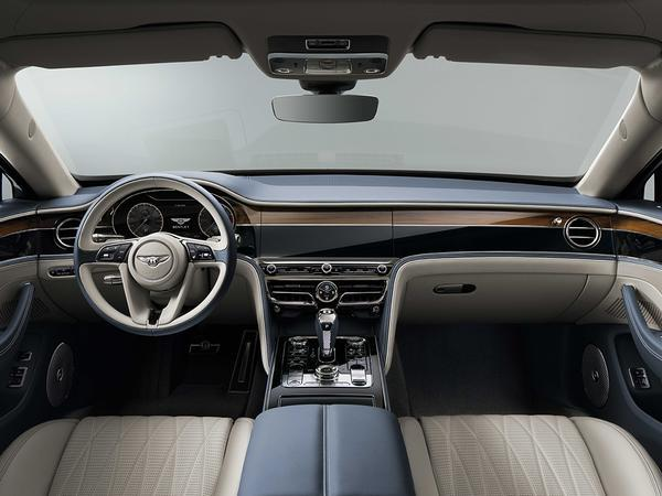 The new Bentley Flying Spur is a 626-hp W12-powered monster