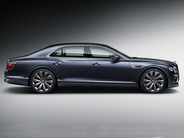 Gen Bentley Flying Spur breaks cover with a W12 and 626bhp