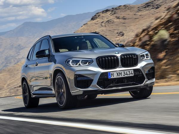 Bmw X3 M Competition Driven Pistonheads