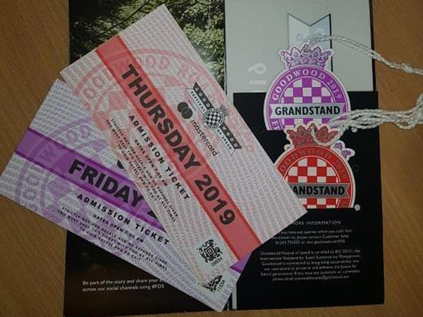 Festival of Speed tickets | Spotted! | PistonHeads