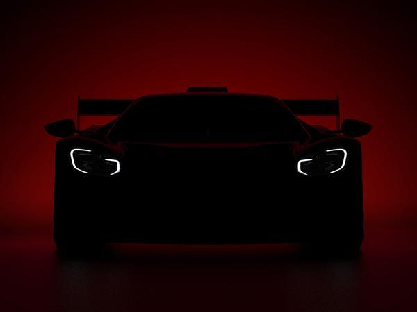 Ford GT mystery model teased ahead of Goodwood Festival of Speed