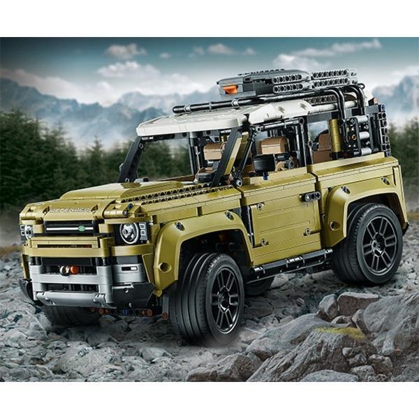 2020 Land Rover Defender Specs Leaked