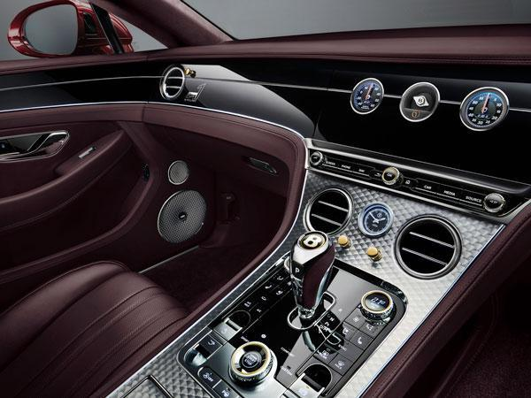 Drop-top Bentley Continental pays homage to Le Mans-winning Blower