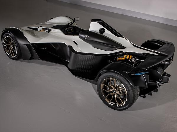 New BAC Mono R is lighter, faster and more advanced