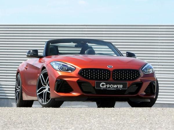 RE: G-Power tunes new BMW Z4 to 500hp - Page 1 - General