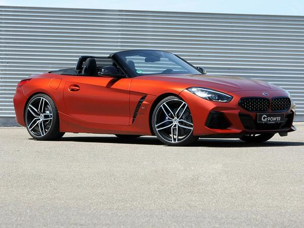 RE: G-Power tunes new BMW Z4 to 500hp - Page 1 - General Gassing