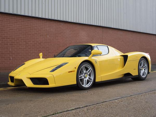 Ongekend Ferrari Enzo   Showpiece of the Week   PistonHeads YG-85
