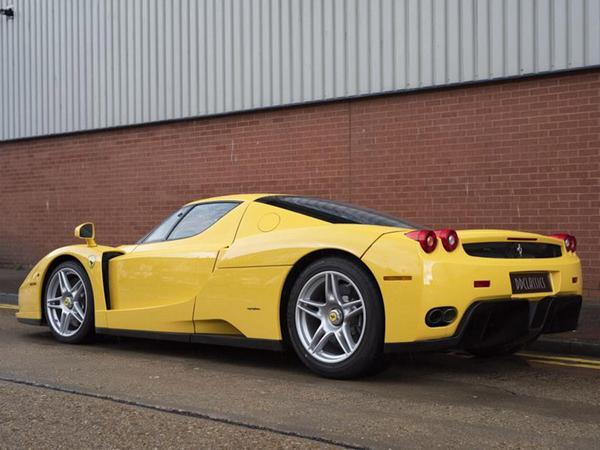 Fonkelnieuw Ferrari Enzo   Showpiece of the Week   PistonHeads ZK-82