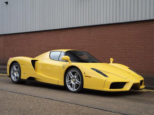 Super Ferrari Enzo   Showpiece of the Week   PistonHeads QL-23