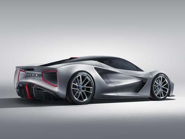 Lotus' new electric hypercar is the