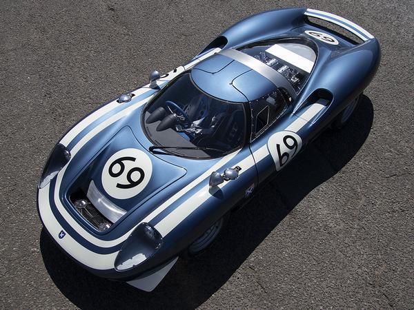 New Ecurie LM69 Reimagines The Classic Jaguar XJ13 Racer For The Road
