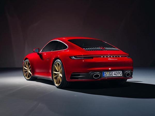Porsche reveals base 911 Carrera prices and specs