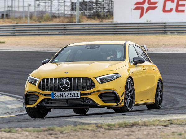 2019 Mercedes Amg A45 S Driven Pistonheads