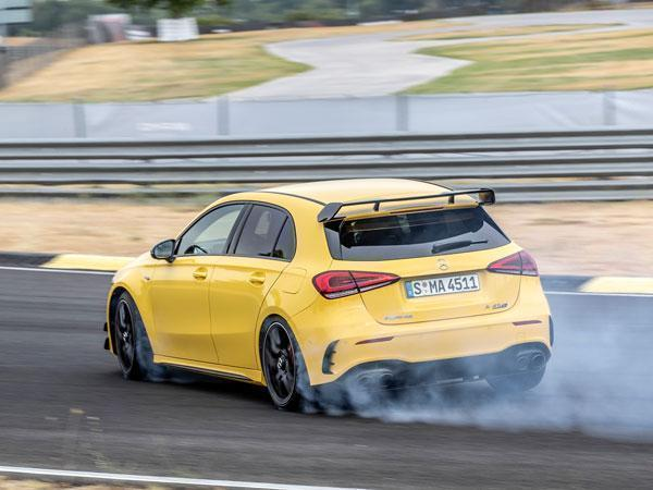 2019 Mercedes-AMG A45 S   Driven   PistonHeads