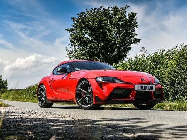 RE: Toyota Supra set for 450hp with Litchfield upgrade - Page 1