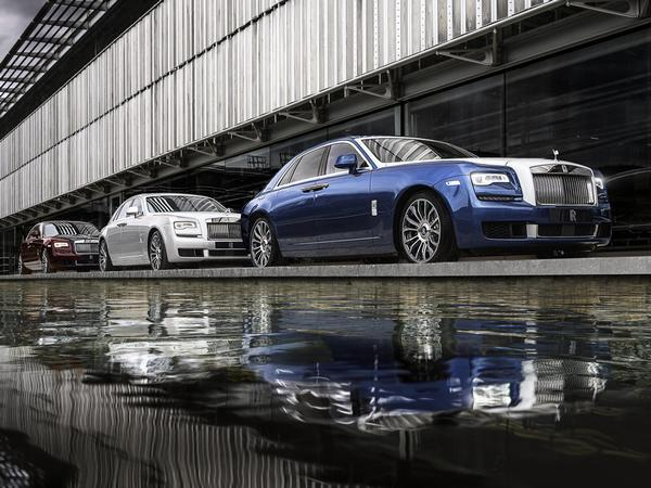 Rolls-Royce unveils one-of-fifty Ghost Zenith | PistonHeads