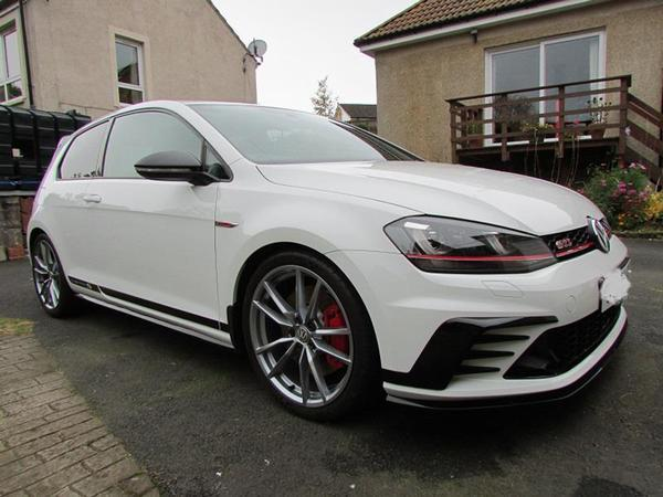 Golf Clubsport S >> Vw Golf Gti Clubsport S Spotted Pistonheads
