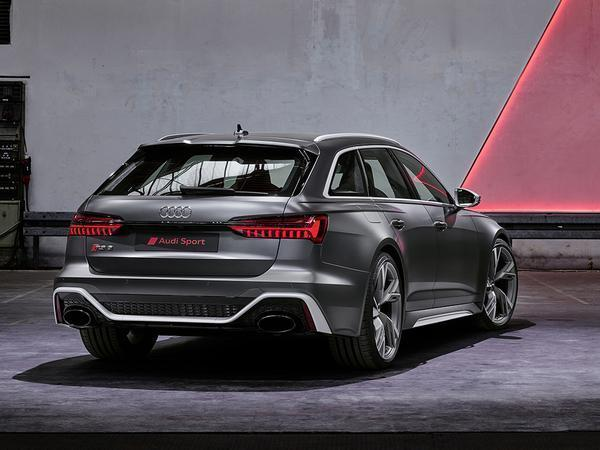 Audi RS6 Avant kickstarts new performance product offensive