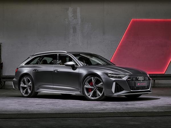 The 2020 Audi RS6 Avant is a mild hybrid with 440kW!