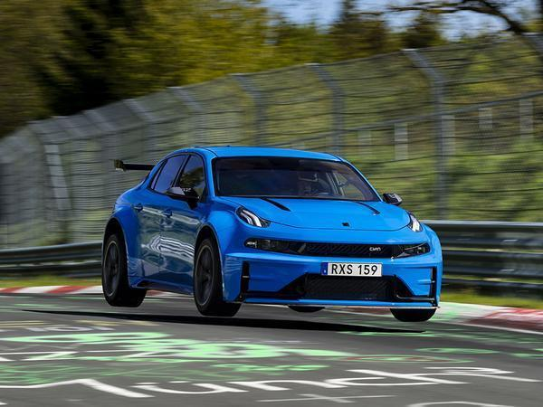 Cyan Racing Claims Nurburgring Records for Lynk & Co 03