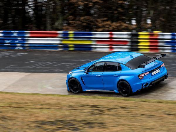 Cyan Racing Breaks Two Nurburgring Records With Lynk & Co