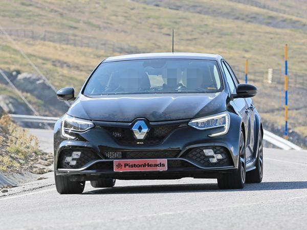 RE: 2020 Megane RS spied without camouflage - Page 1