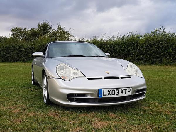 Porsche 911 V8 Cabrio (996) | The Brave Pill | PistonHeads