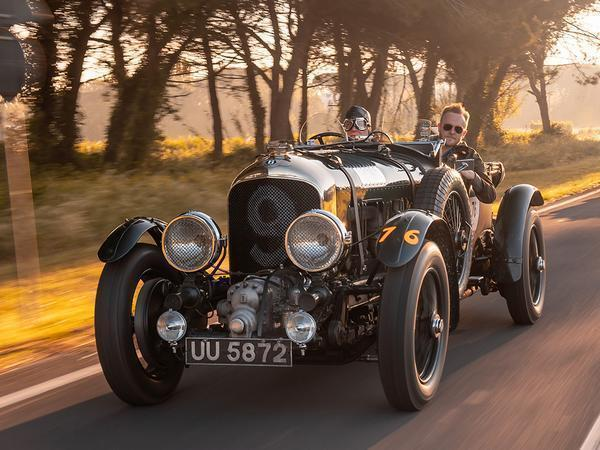 Bentley plots first ever pre-war continuation car | PistonHeads