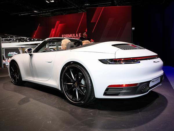 RE: Porsche 911 Carrera 4 | Frankfurt 2019 - Page 1
