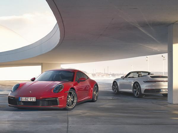 Porsche 911 Carrera 4 pricing and specs