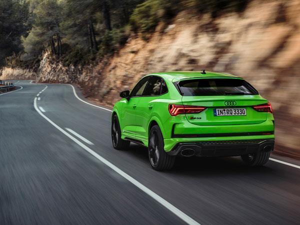 Audi RS Q3 Sportback makes its debut