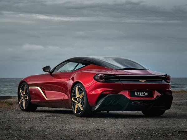 Aston Martin DBS GT Zagato unveiled in full