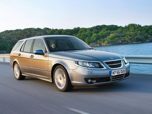 RE: Saab 9-5 | Shed Buying Guide - Page 1 - General Gassing