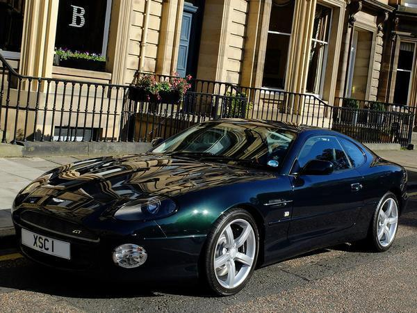 Aston Martin Db7 Gt Spotted Carsmyfriends Com