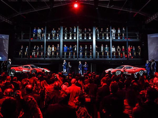 Ferrari 488 GT3 Evo arrives with new aero, same great Italian looks
