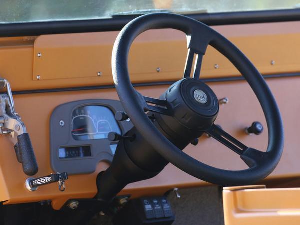 Icon reimagines Land Cruiser FJ40 with 6 2 V8 | PistonHeads