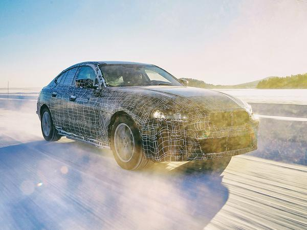 BMW details i4 electric vehicle, stresses next-gen advances