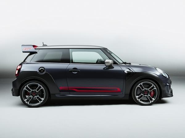 LA Auto Show: Mini JCW GP unveiled with 306PS