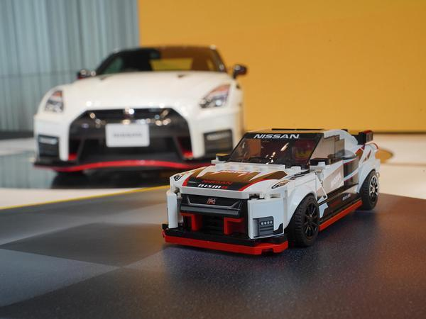 Nissan GT-R finally gets official LEGO set for its 50th birthday