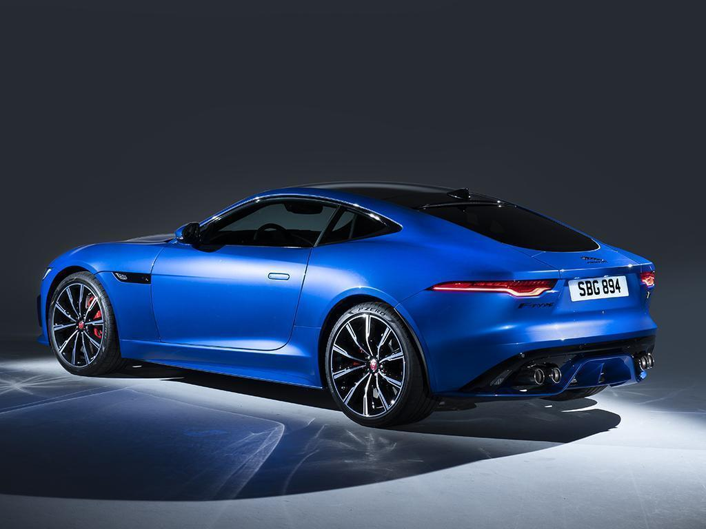 Jaguar F-Type Revealed