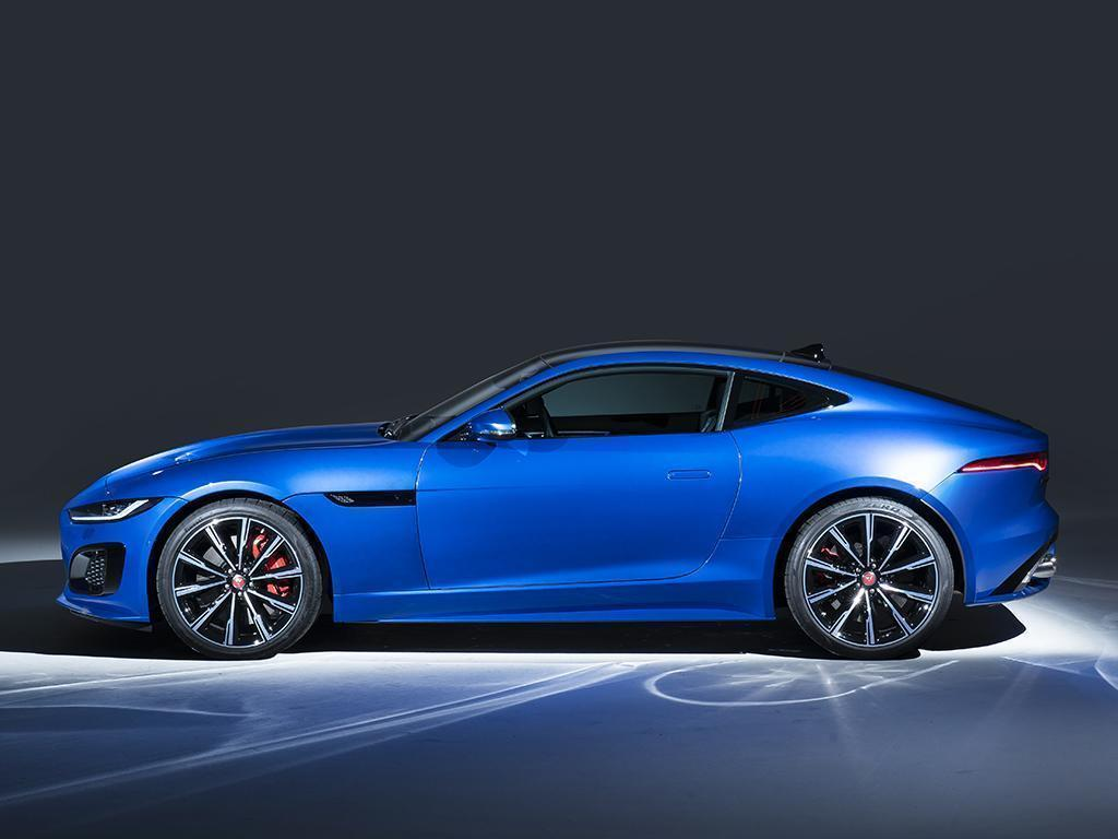 Jaguar F-Type Unveiled