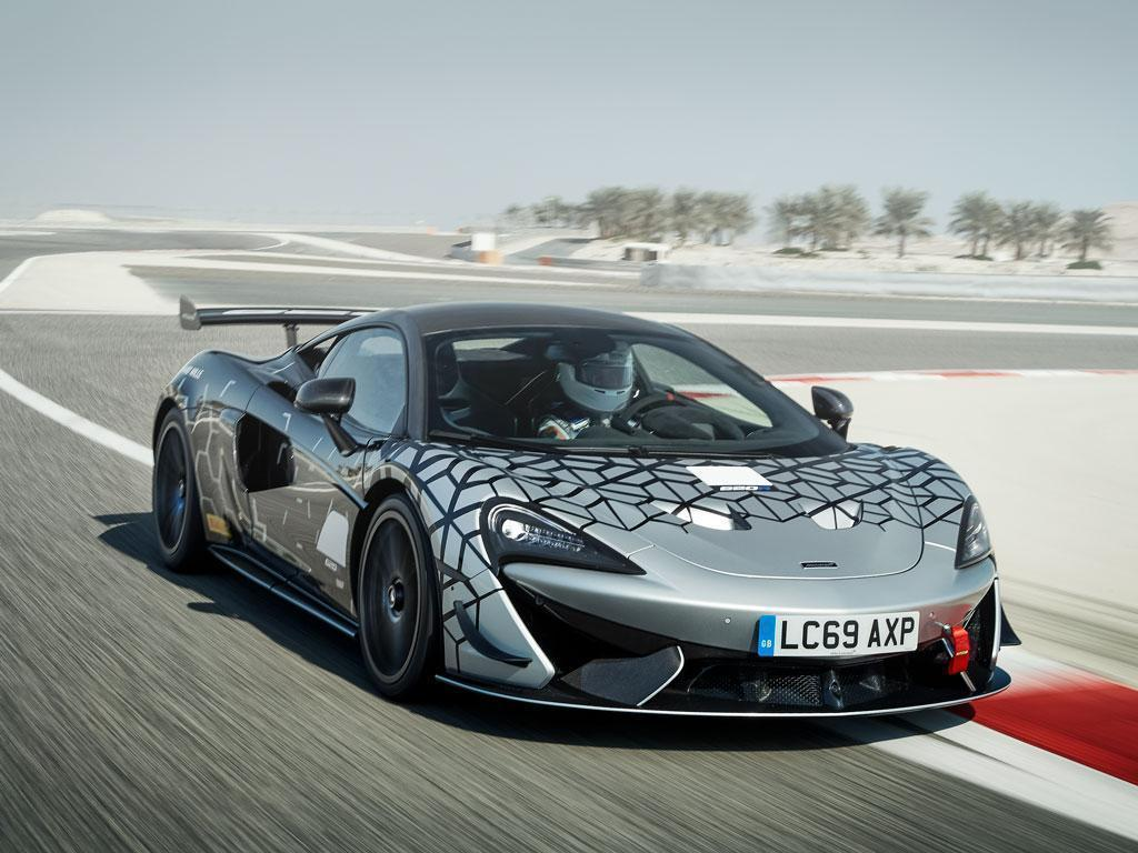 McLaren 620R: Special Edition, Road-Legal GT4 Racer Revealed