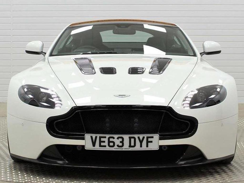 Re Aston Martin V12 Vantage S Spotted Page 1 General Gassing Pistonheads Uk