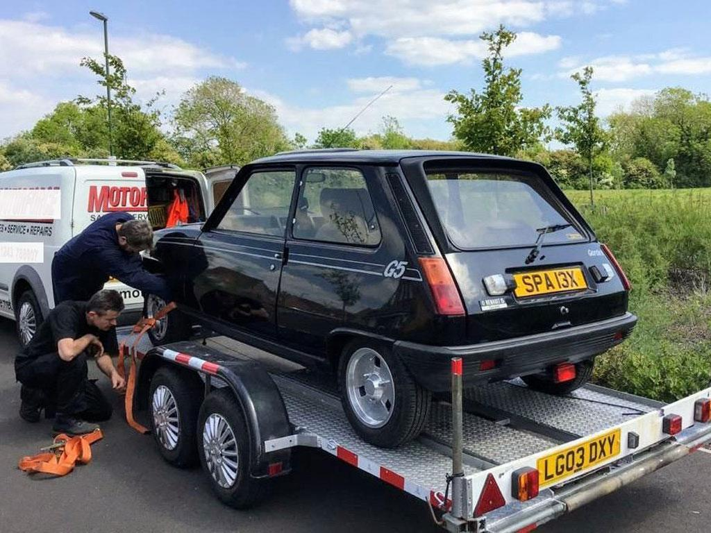 Re Renault 5 Gordini Spotted Page 1 General Gassing Pistonheads Uk