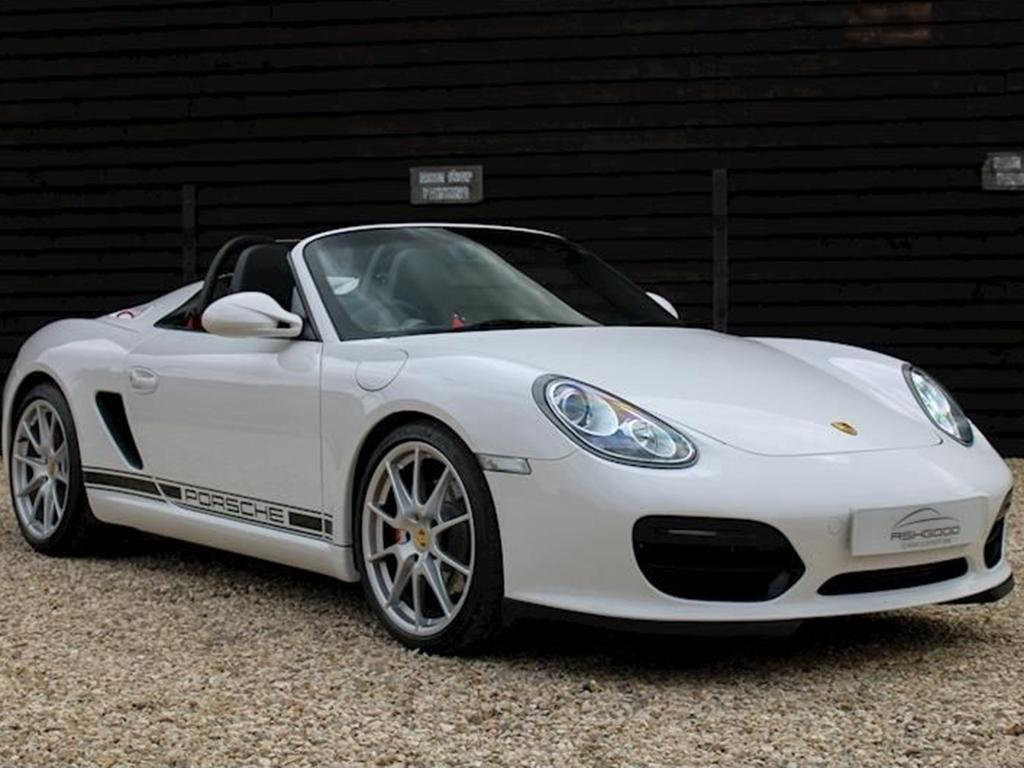 Re Porsche Boxster Spyder 987 Spotted Page 1 General Gassing Pistonheads Uk