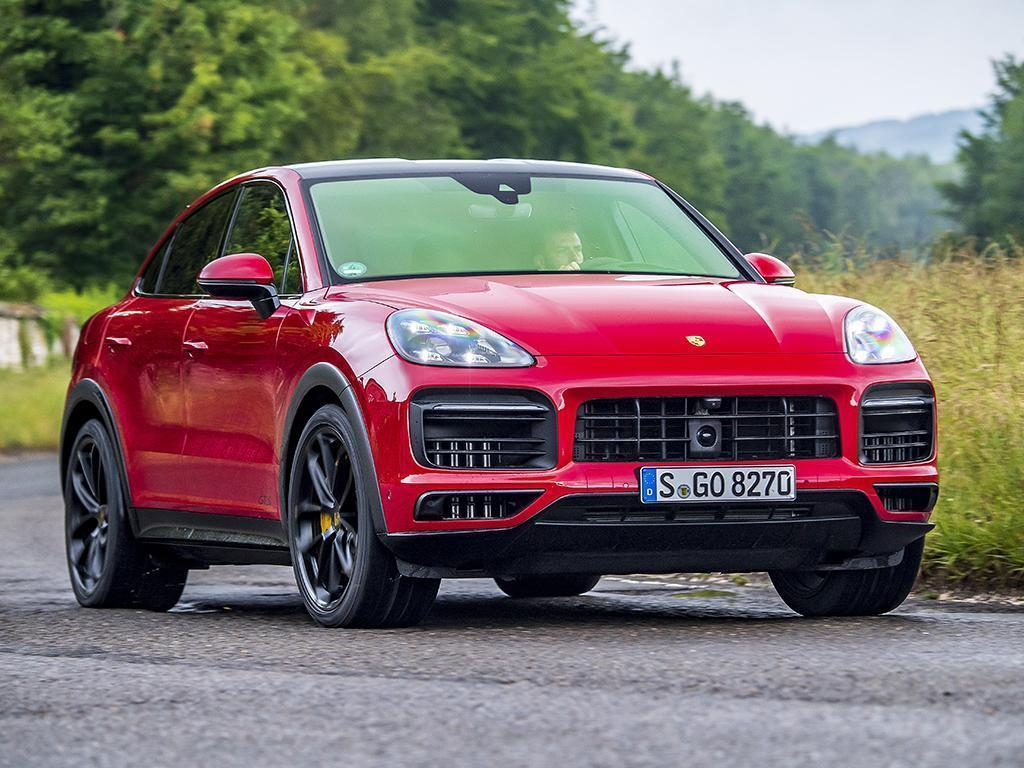 Re Porsche Cayenne Coupe Gts Ph Review Page 1 General Gassing Pistonheads