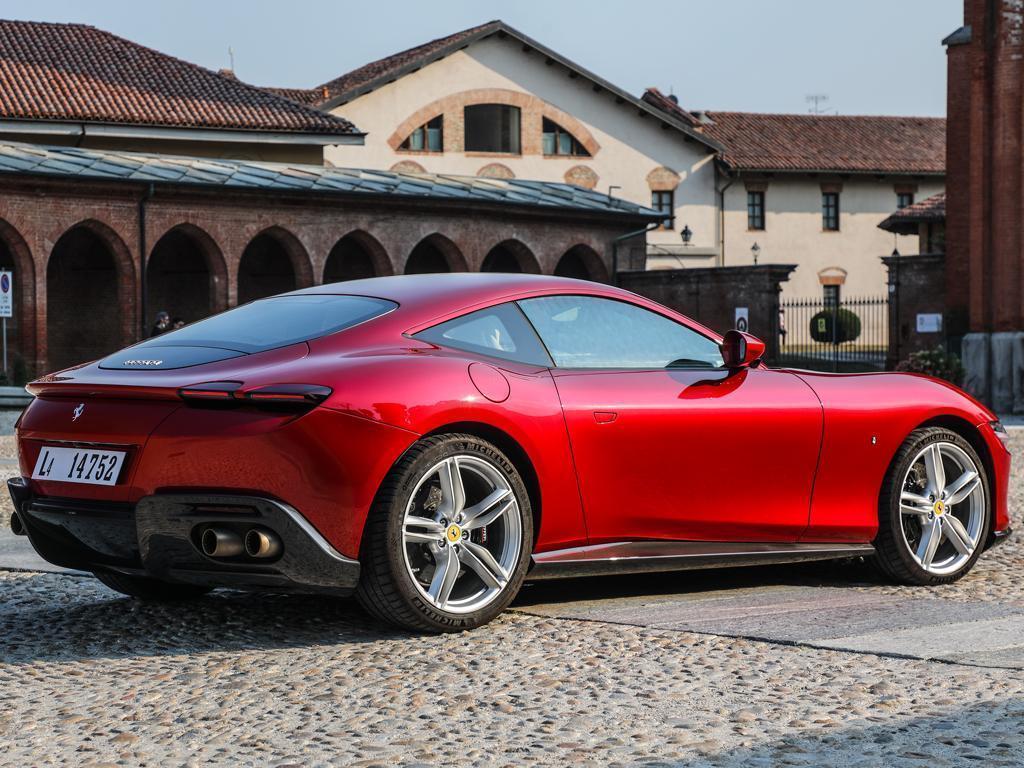 Re 2020 Ferrari Roma Ph Review Page 1 General Gassing Pistonheads Uk